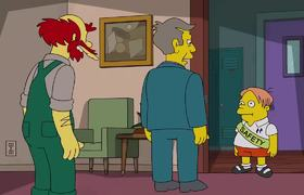 LOS SIMPSON - IT EL PAYASO - 1/5