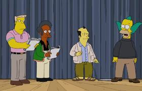 LOS SIMPSON - IT EL PAYASO - 4/5