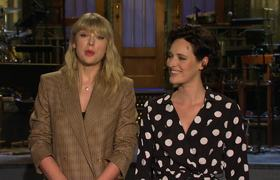 Phoebe Waller-Bridge Is Too British for Taylor Swift #SNL