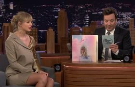 The Tonight Show: Taylor Swift Has Some Big Ideas for Lover Fest