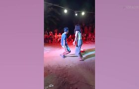 Wacky 'Budots Dance' Amazes Crowds In The Philippines
