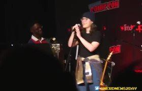 Cast of Steven Universe sings