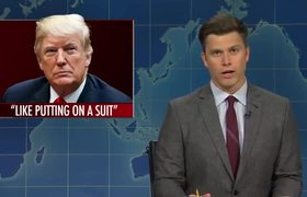 Weekend Update: Trump Brushes Off Impeachment Concerns #SNL