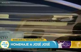 ¿Permitirán que el cuerpo de José José vaya a México?