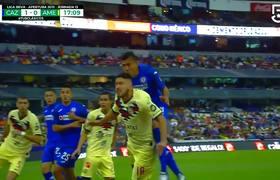 Cruz Azul 5 - 2 América | Liga MX - Apertura 2019 - Jornada 13