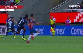 Chivas 1-1 Pumas   Todos los goles   J11 LigaMX AP19