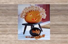 #Top100 Best Pumpkin Carving Ideas Halloween 2019