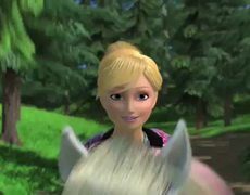Barbie and Her Sisters in A Pony Tale Official Music Video HD