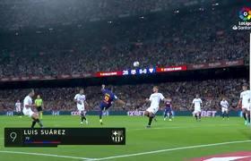 Highlights FC Barcelona vs Sevilla FC (4-0)