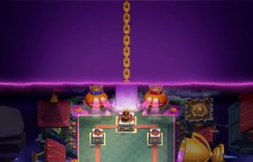 Clash Royale Season 4: Shocktober!