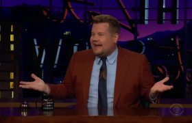 The Late Late Show: James, Reggie & Guillermo Are Trying Vegan
