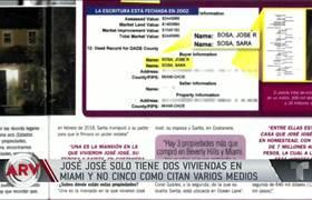 Aclaran rumores sobre las cinco propiedades de José José en Estados Unidos