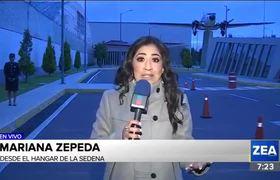 La mitad de las cenizas del cantante José José llegan a la CDMX