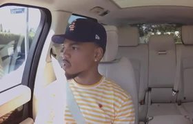The Late Late Show: Chance the Rapper en Carpool Karaoke