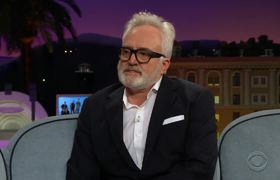 The Late Late Show: Good & Bad Wedding Advice from Bradley Whitford & Whitney Cummings
