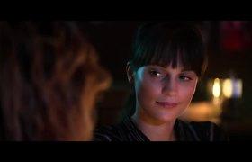 Earthquake Bird - Official Movie Trailer #1 (2019)