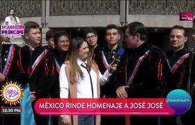 Basílica de Guadalupe acogerá misa en honor a José José
