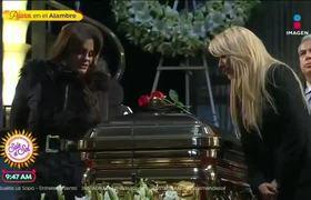 Lucía Méndez y Dulce aclaran motivo de sus risas durante el homenaje a José José