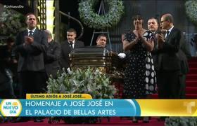 José José: México se despide de su Principe
