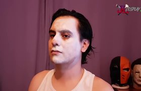 Makeup tutorial Joker 2019 - Joaquin Phoenix