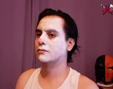 Makeup tutorial Joker 2019 - Joaquin Phoenix #HALLOWEEN 2019