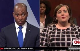 CNN Equality Town Hall Cold Open #SNL