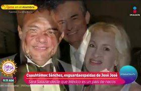 Para Sara Salazar 'México es un país de nacos'