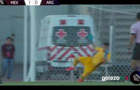 México vs Argentina 2-2 | Resumen Goles | Amistoso Sub-23 | 2019