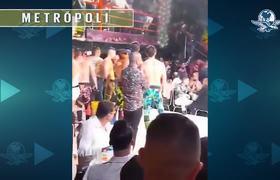Desmienten muerte de joven durante show de Los #Wapayasos en bar gay de Neza