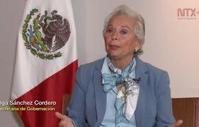 Olga Sánchez Cordero a favor de #aborto y #marihuana