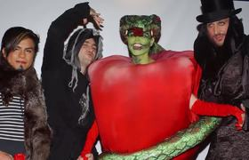 HEIDI KLUM AND HER UNFORGETTABLE HALLOWEEN!