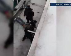 Débil visual denuncia en redes sociales abuso policial en #Monterrey
