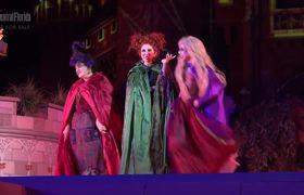 Hocus Pocus Villain Spelltacular 2019 FULL SHOW at Mickey's Not So Scary Halloween Party