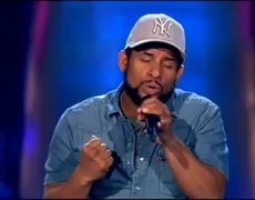 The Voice Holland Bob Marley is Back