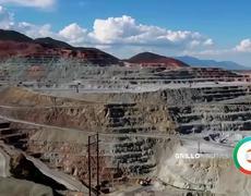 C.O. presiona a la industria minera del país: Carlos Pavón