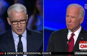 The Democratic Debate - Highlights From the First Half
