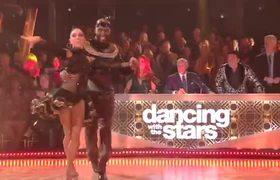Karamo Brown's Samba - Dancing with the Stars 2019