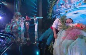 Lauren Alaina's Samba - Dancing with the Stars #DisneyNight