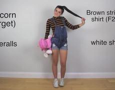 30 Last-Minute #DIY Halloween Costume Ideas!