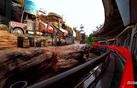 Studio Tram Tour Finale - Walt Disney Studios Park - Disneyland Paris