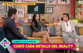 Roberto Palazuelos: su reality, la herencia de su padre, su mamá y más