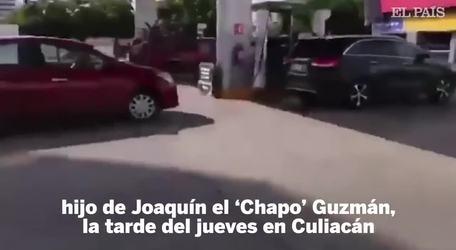 Detienen a un hijo de el 'Chapo' en Culiacán