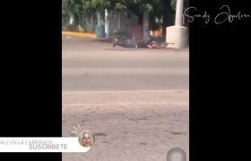 #VIDEO: Balacera en Culiacan tras la captura del hijo del Chapo Guzman