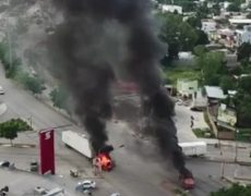 Videos of terror during the shooting in Culiacán