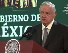 Worth more lives of people than captures.- AMLO