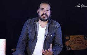 Alberto del Arco: Nunca juegues con la Ouija