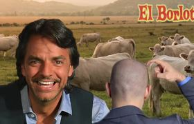 Ades Utiliza a Eugenio Derbez Para Atacar a la Leche de Vaca