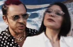 "Eugenio Derbez ""la rompe"" en su debut como reggaetonero"