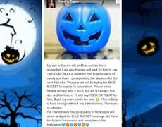 Importancia de la calabaza azul para este hallowen