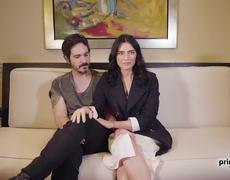 De Viaje con los Derbez - Roast de Eugenio Derbez | Amazon Prime Video